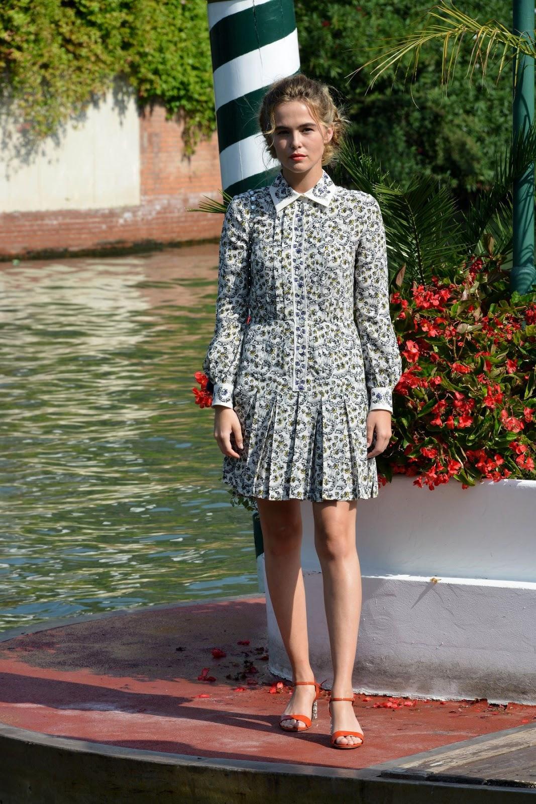Zoey Deutch at 73rd Venice Film Festival, Italy