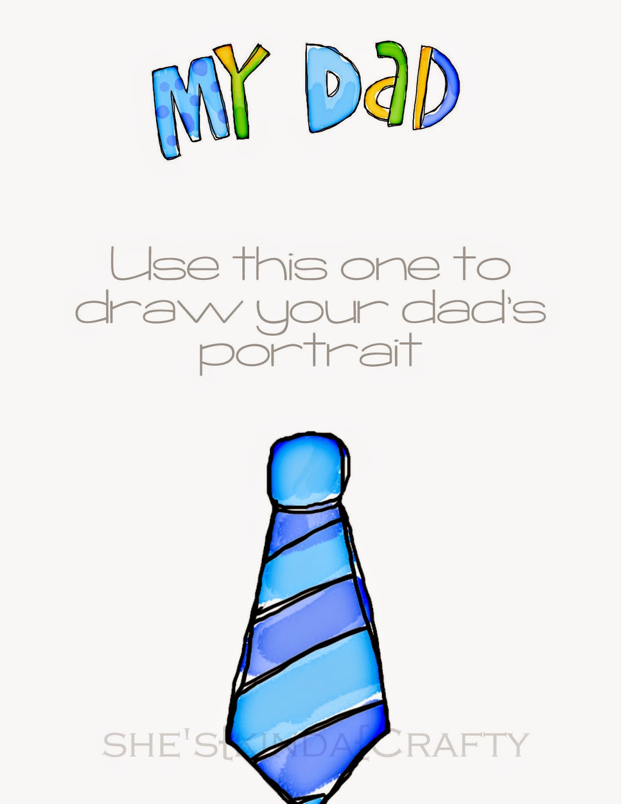 Time For A Quiz Father S Day Free Printables