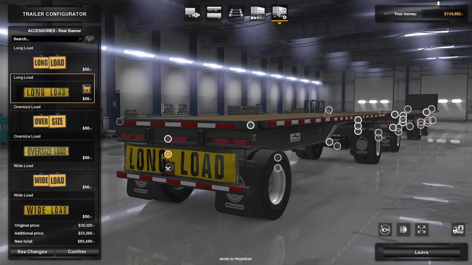 SCS Software's blog: American Truck Simulator Update 1 32