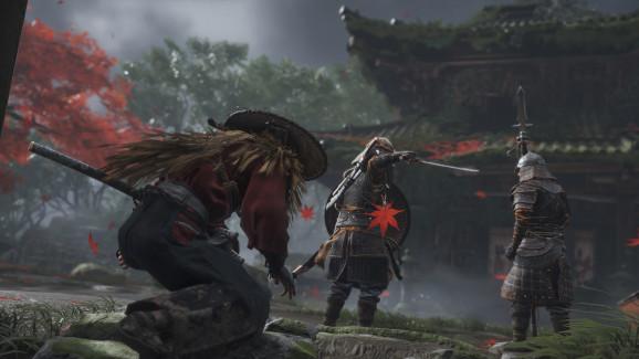 """Ghost of Tsushima"" Game huyền thoại Samurai 2018"