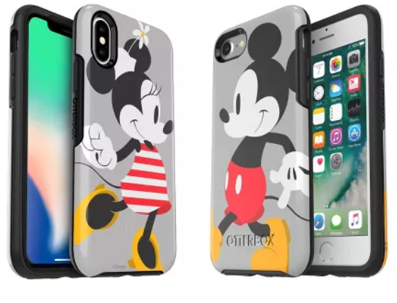 best service 33206 a4b03 Disney Mickey Mouse & Minnie Mouse Otterbox Cell Phone Cases now at ...