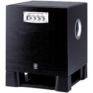 Subwoofer Yamaha YST-SW 315,Teknologi Advanced Active Servo