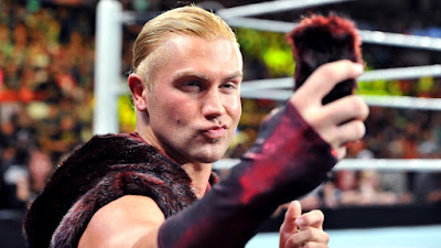Tyler Breeze Raw Monday Night NXT WWE Gorgeous