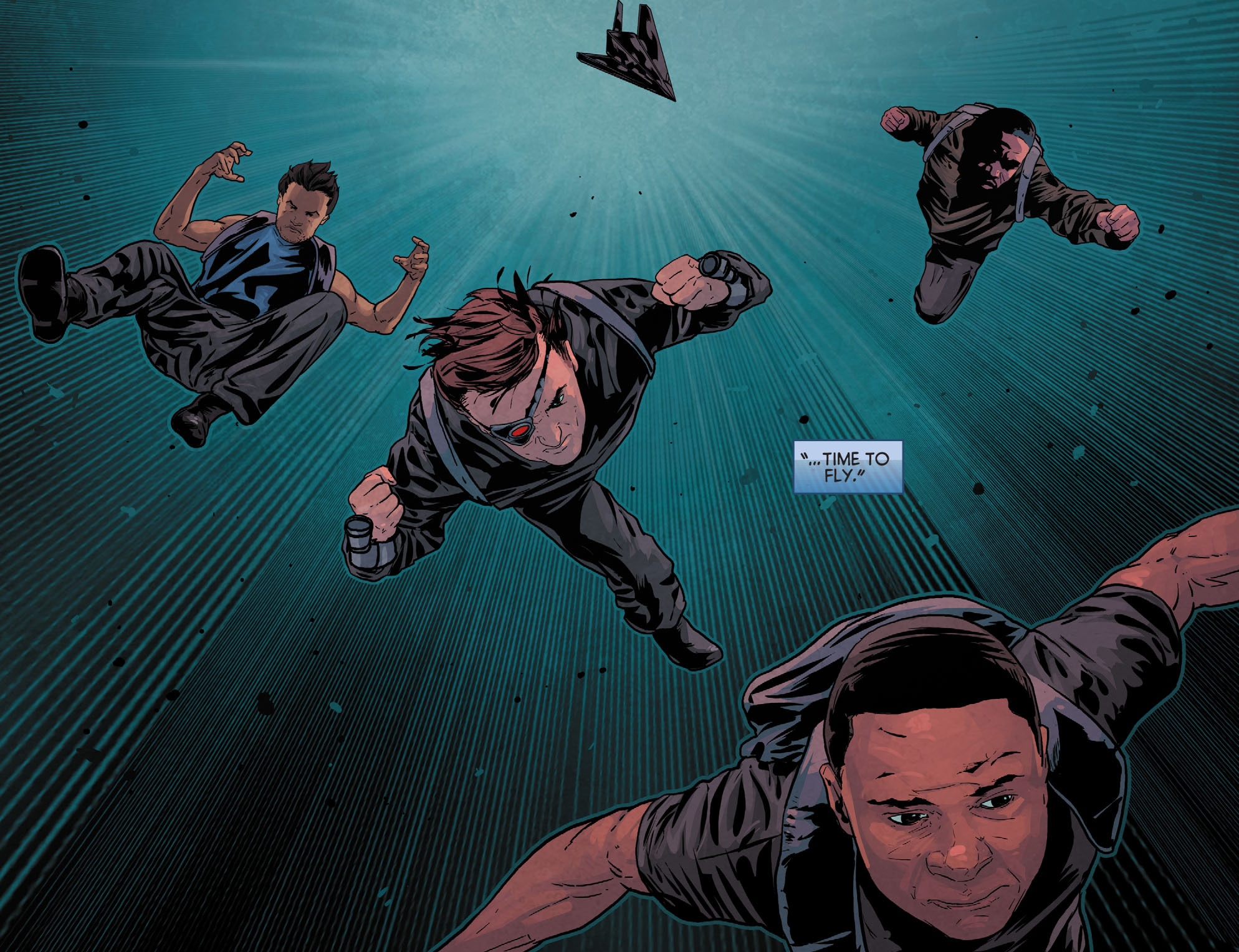 Read online Arrow: Season 2.5 [I] comic -  Issue #11 - 7