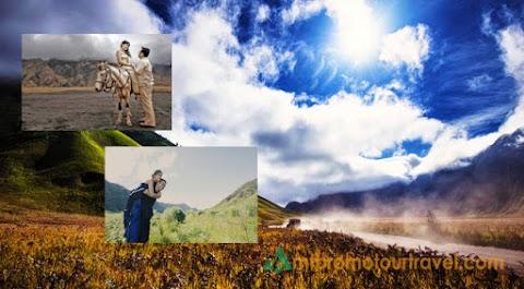Mount Bromo Honeymoon Package 2 days