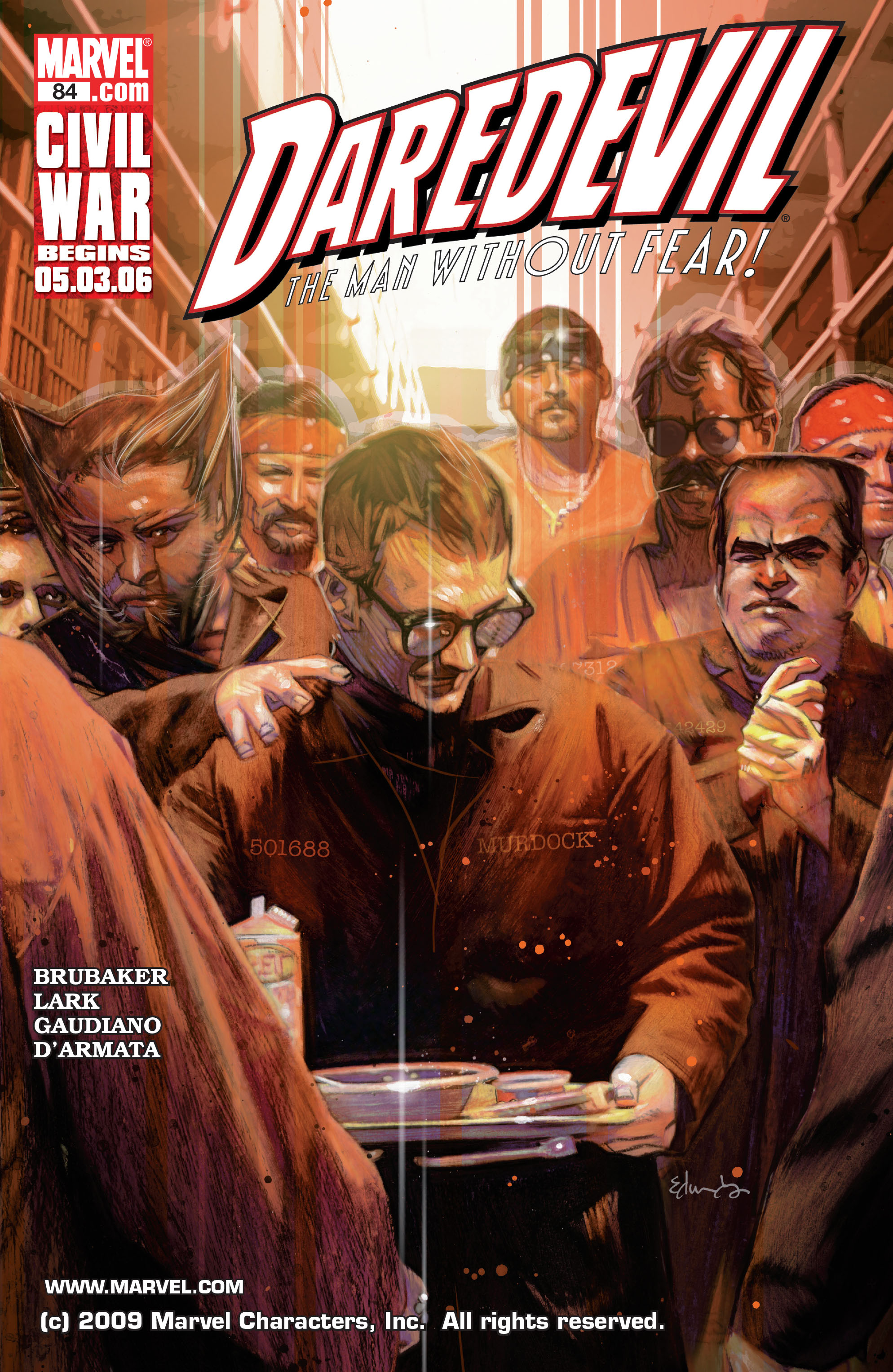 Daredevil (1998) 84 Page 1