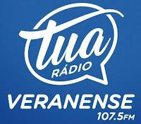Tua Rádio Veranense FM 107.5