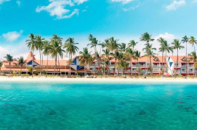 Hotel Resort em San Andrés