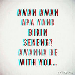 Gambar DP BBM Kata Kata Aku Cinta Kamu Romantis