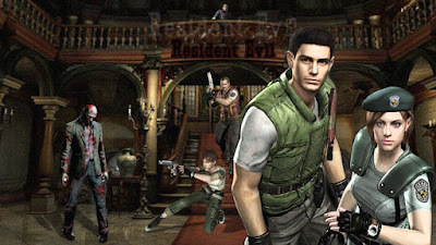 download resident evil 1 pc game