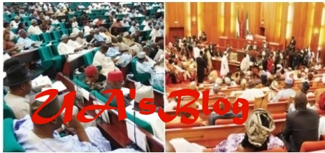 National Assembly To Buhari: We Are Your Children, Continue To Tolerate Us