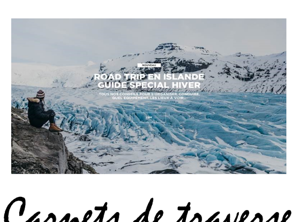 Mes blogs et chaines youtubes voyage fav
