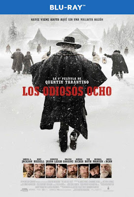 The Hateful Eight 2015 BD25 Latino