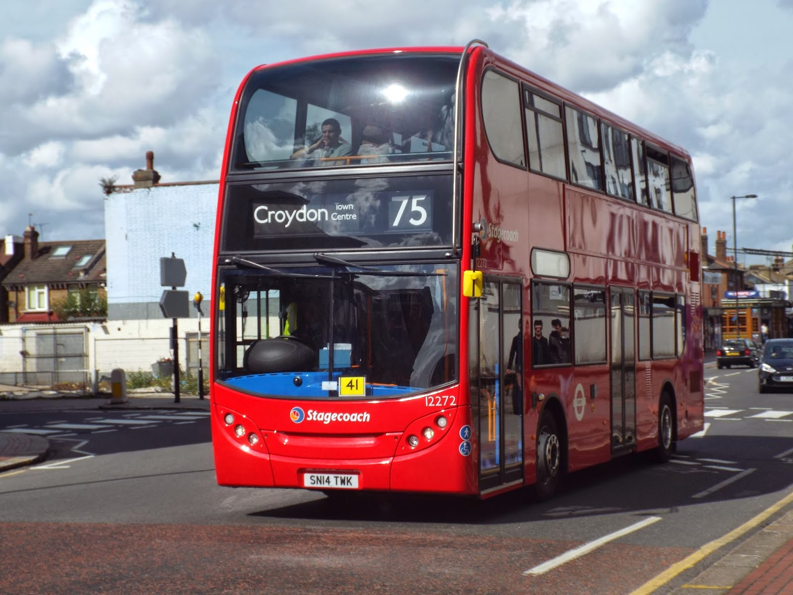 London Buses route 111
