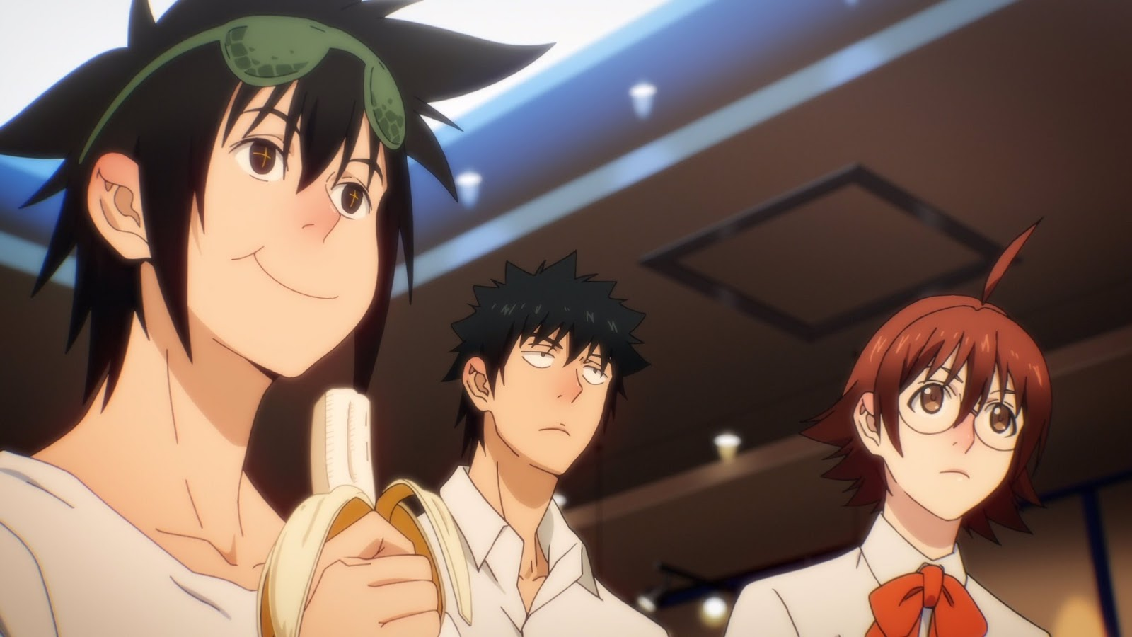 The God of High School Episode 2