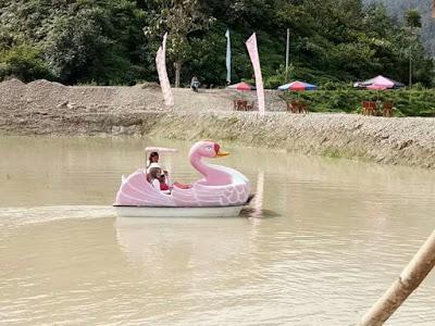 jual sepeda air bebek murah