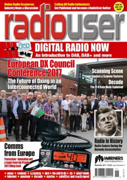NSW RADIO AND COMMUNICATIONS - by Michael Bailey: 2017