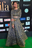 Aditi Rao Hydari in a Beautiful Emroidery Work Top and Skirt at IIFA Utsavam Awards 2017  Day 2 at  12.JPG