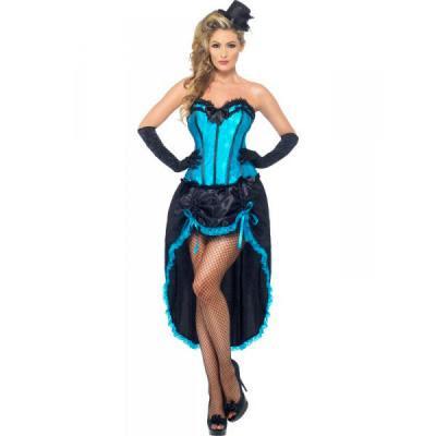 Disfraz Bailarina Moulin Rouge