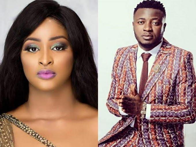 Popular Comedian, Etinosa Goes Completely Naked On MC Galaxy IG Live