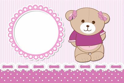 Ayıcık Temalı Doğum Günü, Ücretsiz Ayıcık Temalı Doğum Günü Seti,Flama, Su Şişesi Etiketi, Peçete Etiketi,cupcake süsleri,etiket