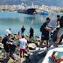 Η Φ/Γ ΣΠΕΤΣΑΙ καθαρίζει μέσα κι έξω από τη θάλασσα - Σημαντική εθελοντική συνεισφορά στον καθαρισμό των ακτών της Καρύστου