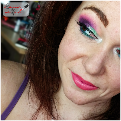 makeup swatches n 02 DueColor Lipstick -  DIVAGE  - StayGlam Collection Spring/Summer 2016