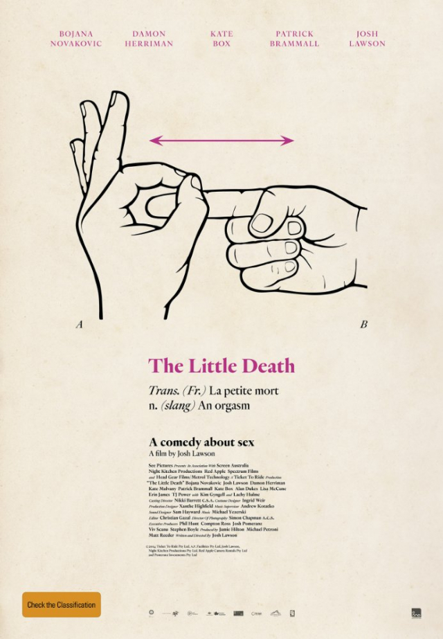 Chuyện Vợ Chồng - The Little Death (2014)