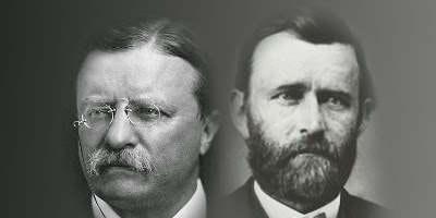 Ulysses Grant and Theodore Roosevelt arrested in ... Theodore Roosevelt Grant