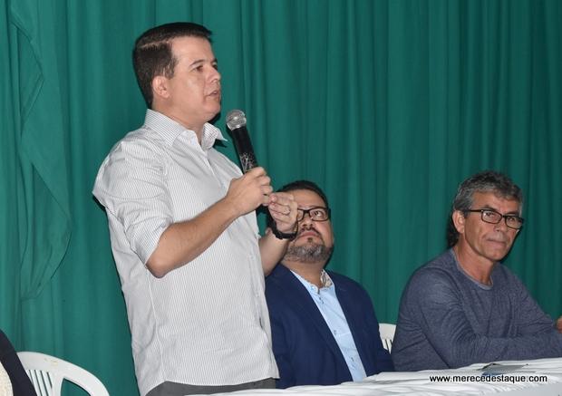 Edson Vieira anunciará o pré-candidato a prefeito pelo seu grupo neste domingo, 29 de dezembro