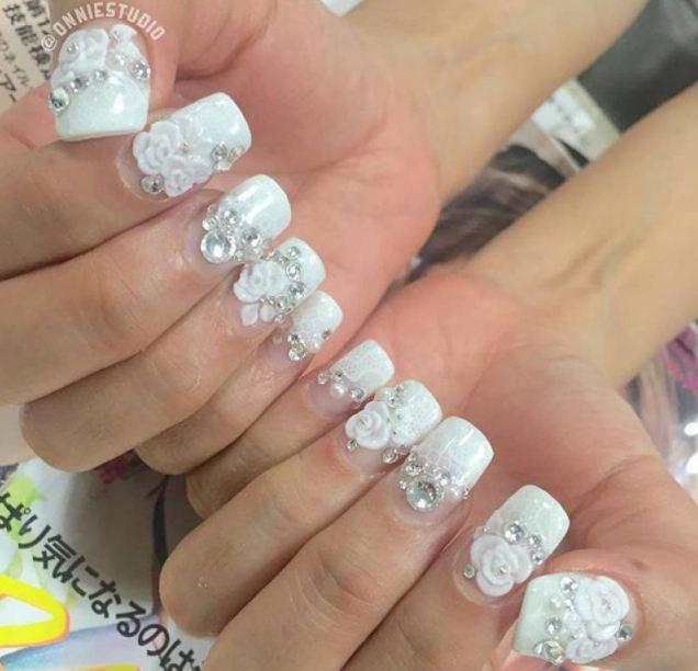wedding nail murah jakarta