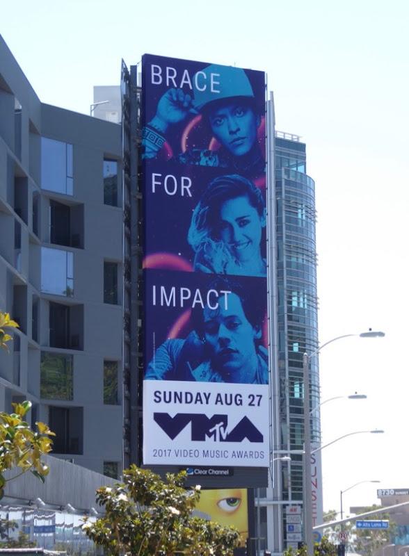 2017 MTV Video Music Awards billboard