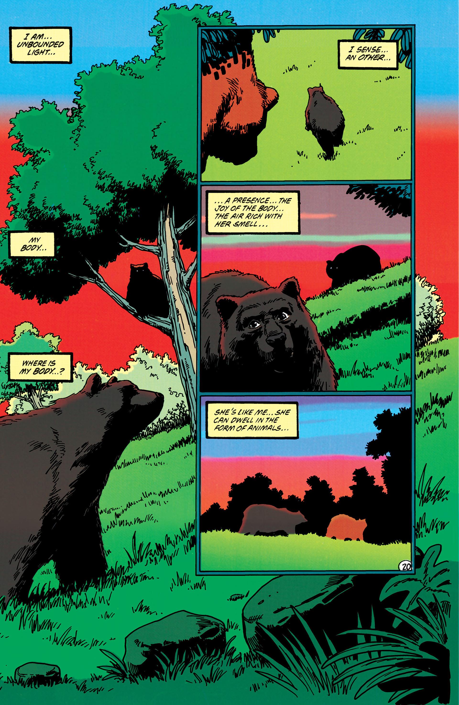 Read online Animal Man (1988) comic -  Issue #43 - 21