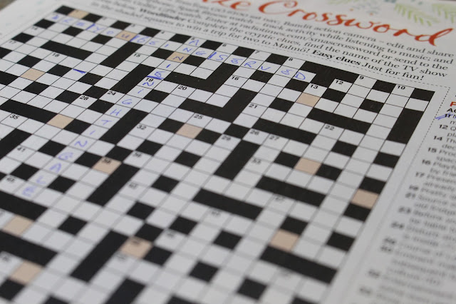 2015's Radio Times' bumper Prize Crossword