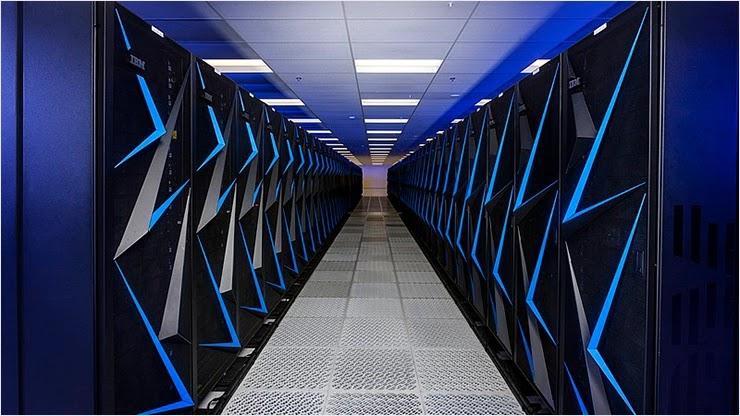 Самый мощный военный суперкомпьютер