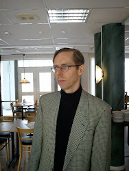 Swedish author Lennart Svensson