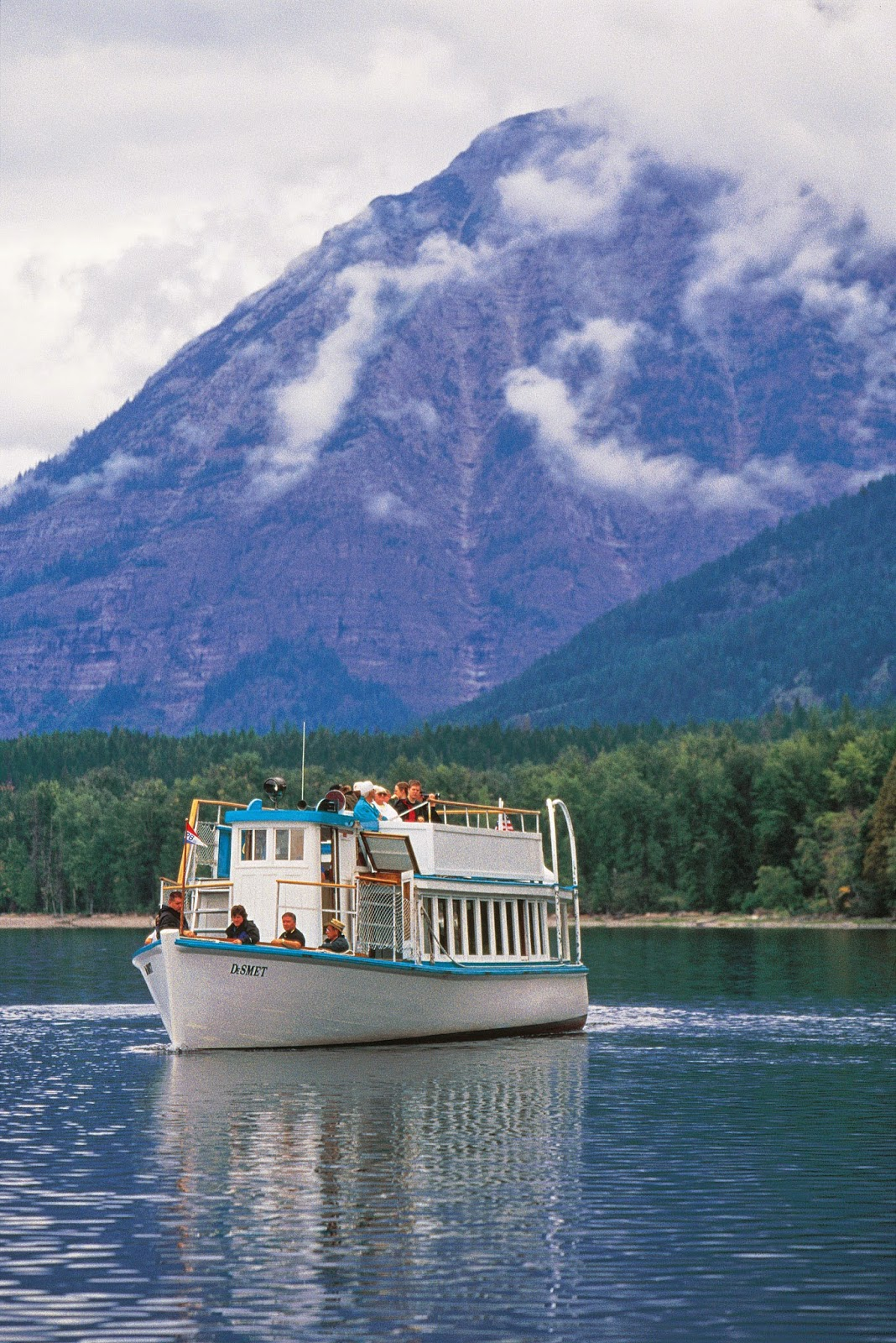 Glacier Park, Inc.: Boat Tours In Glacier National Park