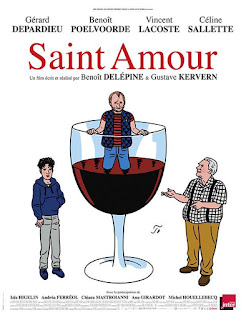 Saint Amour (Saint Amour: Una cata de vida) (2016)