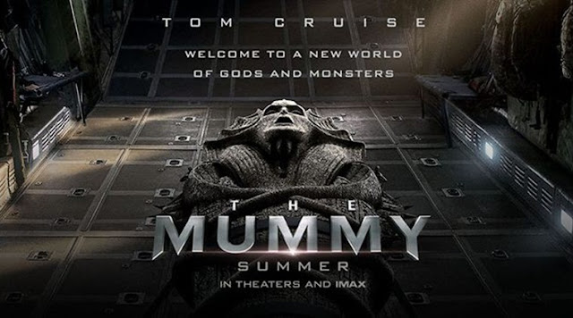 the mummy 2017