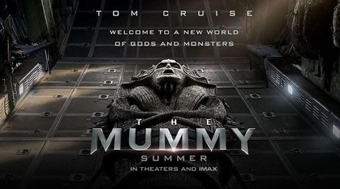Trivia menarik di sebalik filem The Mummy