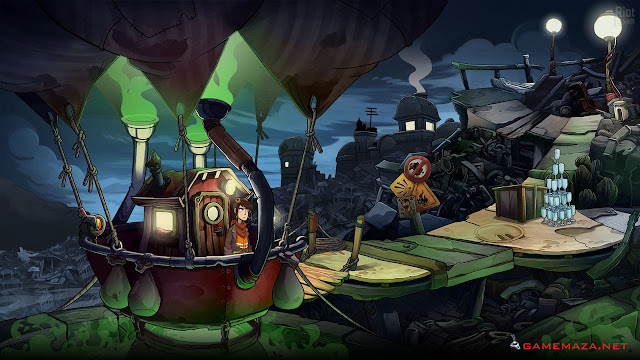 Deponia Doomsday Gameplay Screenshot 5