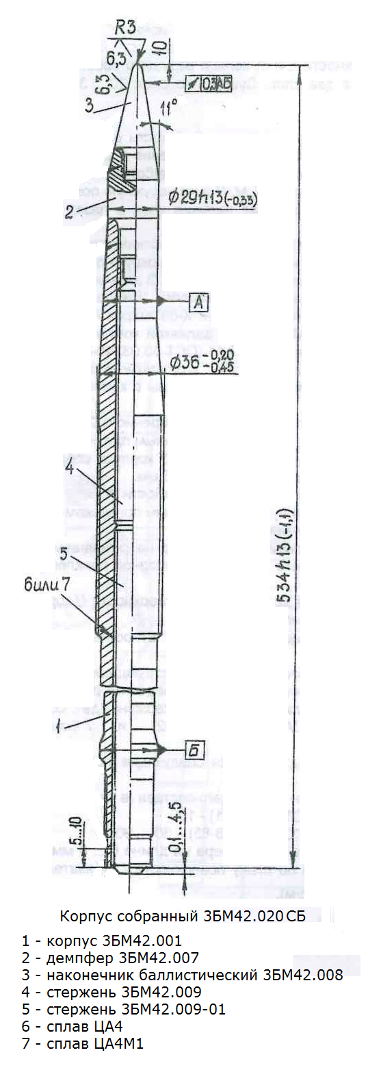 the 3bm32