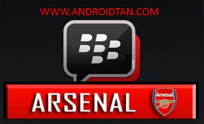 Download BBM Mod Apk Arsenal Clone New Style Terbaru 2017