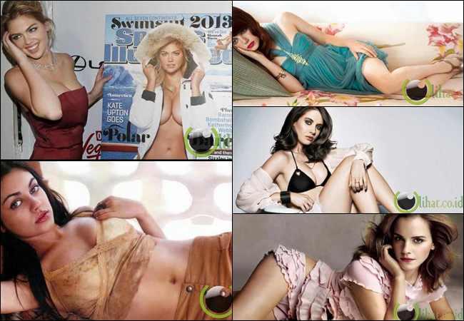 10 Artis ter Hot dan ter Seksi 2013 Versi Reddit