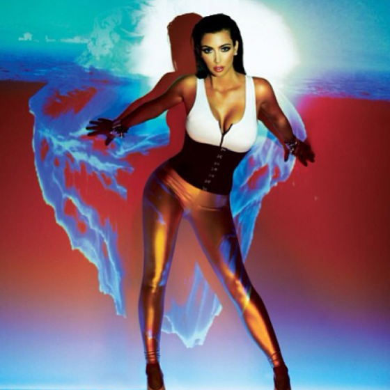 Kim Kardashian's Instagram Photos