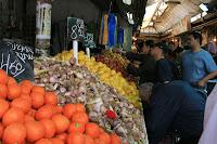 Махане Иегуда-самый знаменитый рынок Израиля