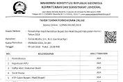 Zainal-Arsal Pastikan Gugat Hasil Pilkada ke MK