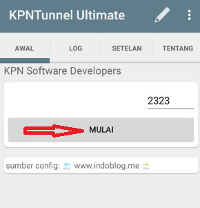 Config KPN Tunnel All Operator Terbaru 2017
