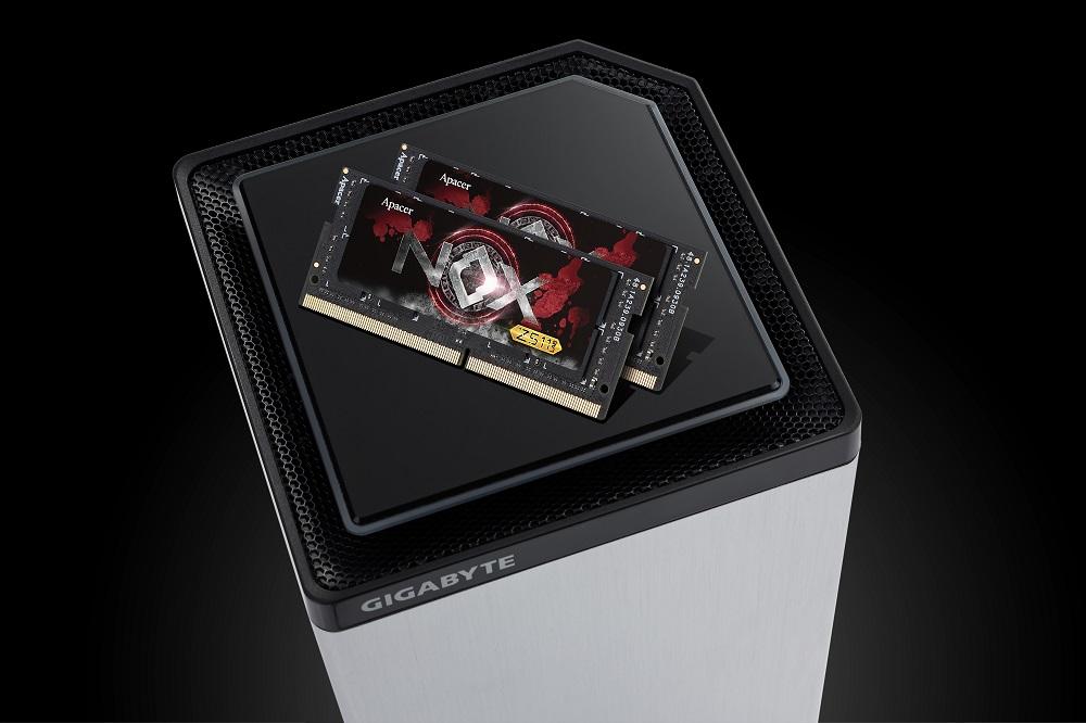 Apacer NOX DDR4 SO-DIMM Memory