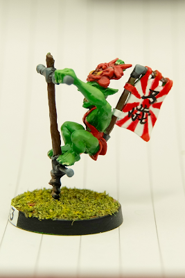 Goblin Pogoer - Left Side